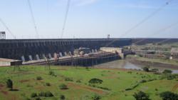 Itaipu Hidroeléctrica-Iguaçu, Brazil