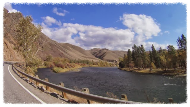 Highway 93, Idaho