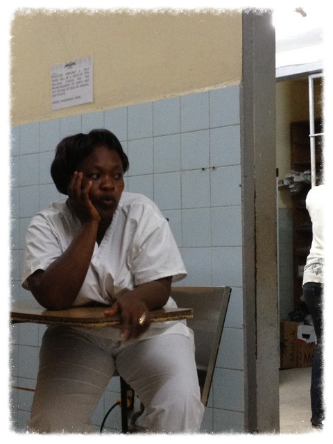 The face of patient care in Liberia