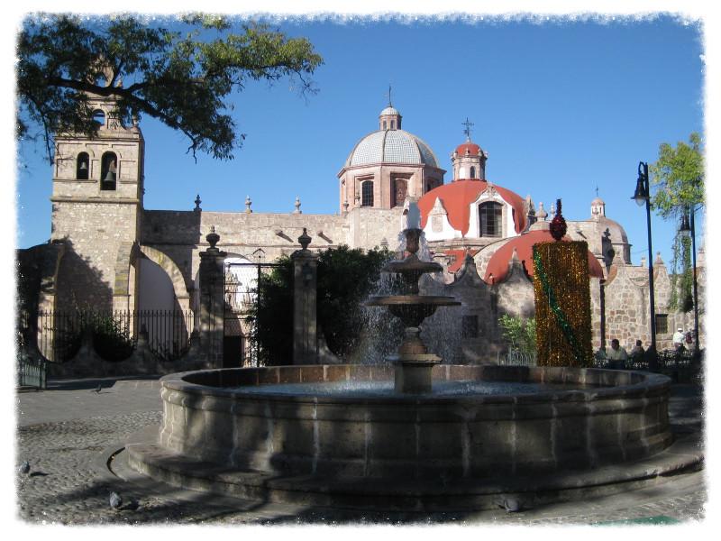 Templo del Carmen in Morelia