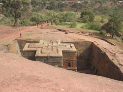Bete Giyorgis, Lalibela, Ethiopia