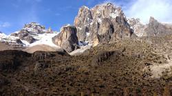 Shiptons Camp, Sirimon Route - Mount Kenya, Kenya