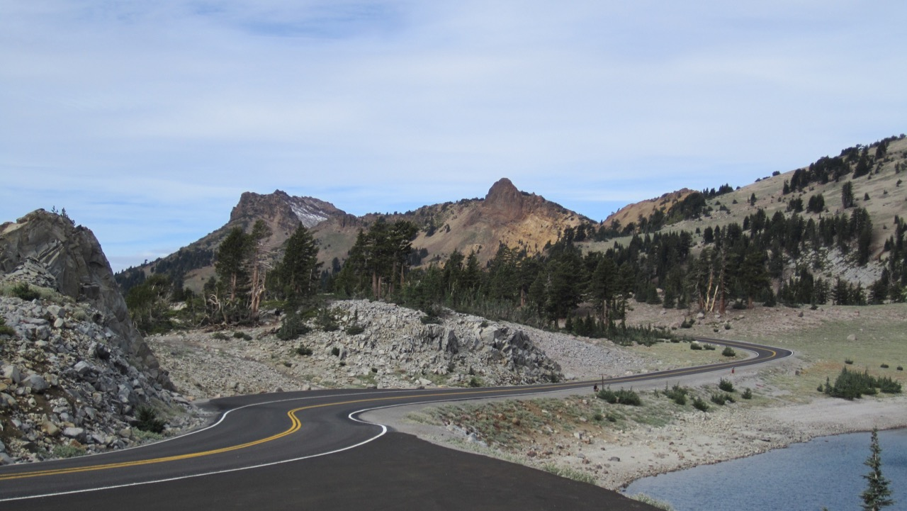 Lassen Volcanic National Park, CA, USA