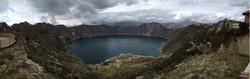 Laguna de Quilotoa-Cotopaxi, Ecuador
