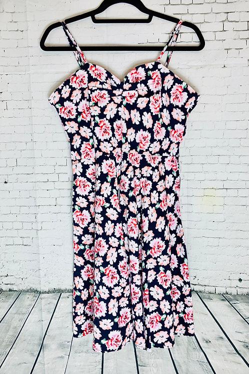 Floral Vintage Inspired Dress