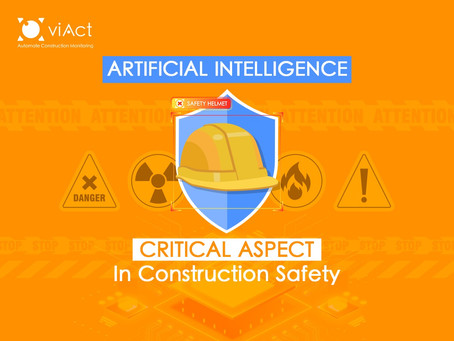 WHY ARTIFICIAL INTELLIGENCE IS NOW A CRITICAL ASPECT IN CONSTRUCTION SAFETY