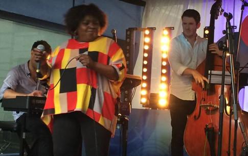 Aydenne Simone & The Liam Stevens Trio
