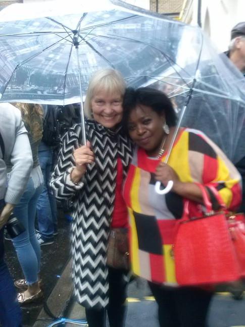 Aydenne & Irene Irena (Super fan!)