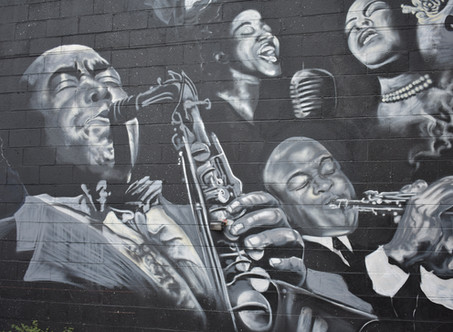 #Blacklivesmatter; Is it right to call-out white jazz musicians?