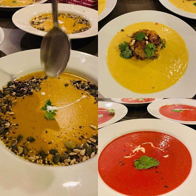 Soups for Chakras For Kundalini & Yin Re