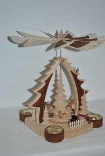 Pyramide Wald