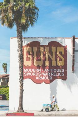 guns'n ice cream.