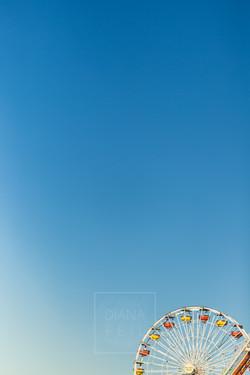 california sky.