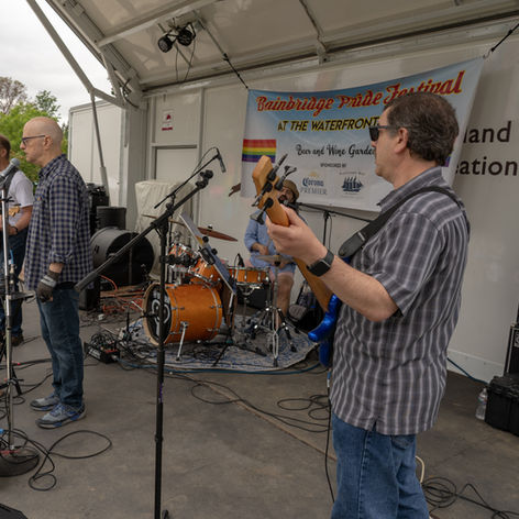 Good Karma Blues - Festival Band