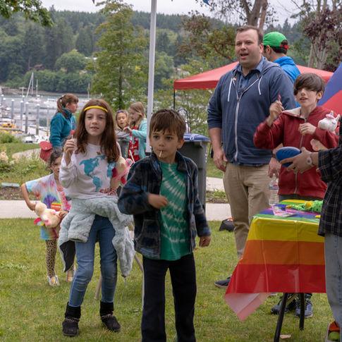 2019 Bainbridge Pride Festival Games