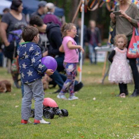 Kids at Play - Bainbridge Pride Festival