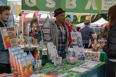 Bainbridge Pride Festival - Vendor Village