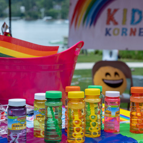 Kid's Korner - Bainbridge Pride Festival