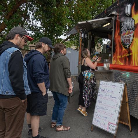 Smokin Robinsons Food Truck