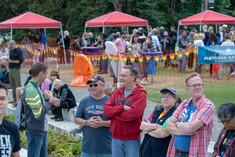 Bainbridge Pride Festival - Beer & Wine Garden Area