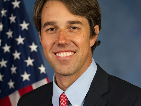 U.S. Senate Candidate Beto O'Rourke in Lubbock on Saturday