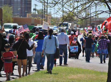 Hundreds of Local Business Supported Largest Mobilization of Immigrants since Election
