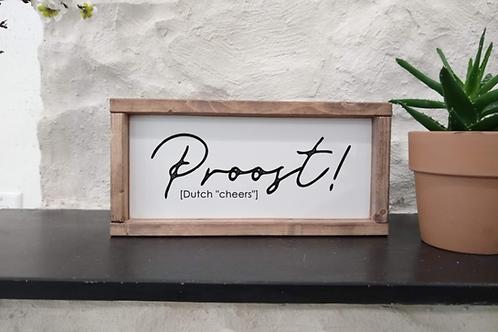 Proost! - Dutch Cheers