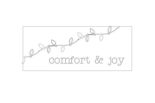GOLD : Comfort & Joy
