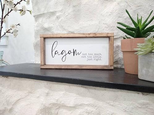 Lagom - definition