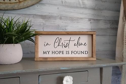 DIY Kit : In Christ Alone