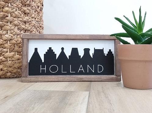 Holland : Dutch Cityscape