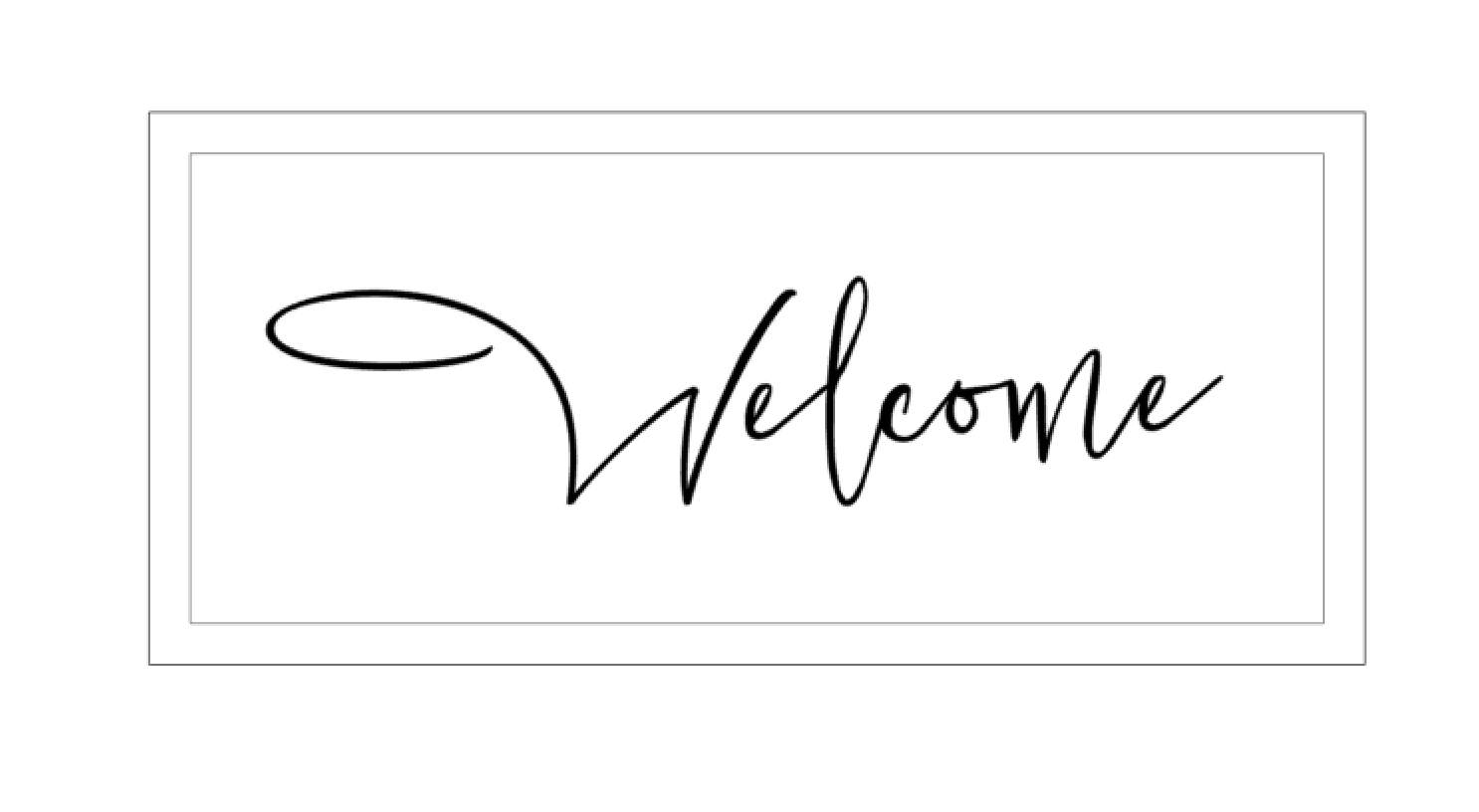 Welcome - New