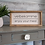 Thumbnail: Velbekomme : Enjoy Your Meal - Wooden Sign