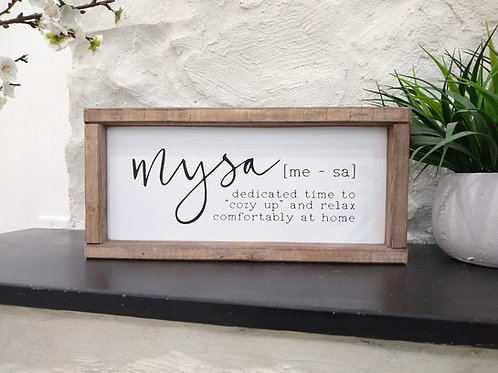 Mysa - definition