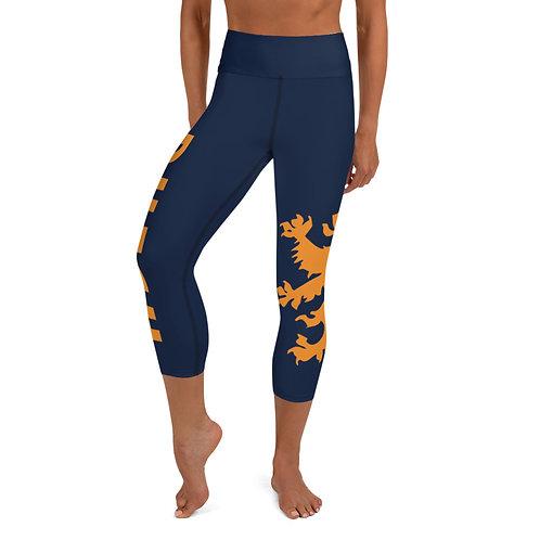 Dutch Yoga Leggings (Capri)