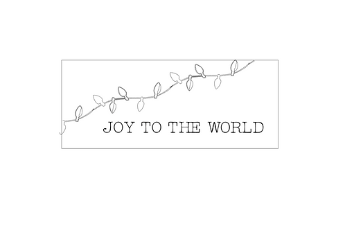 GOLD : Joy To The World