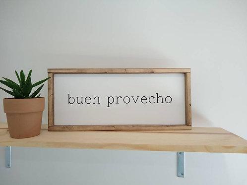 Buen Provencho : Spanish