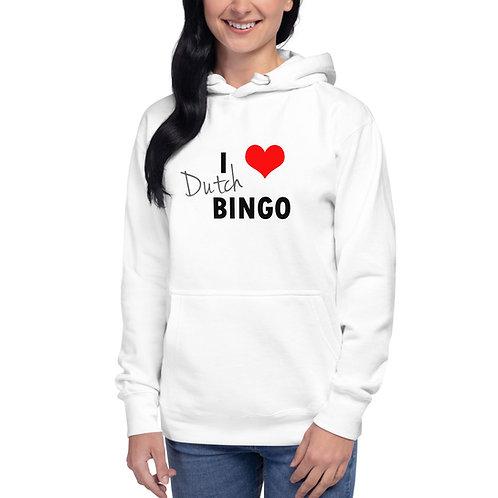 Dutch Sweatshirt : I love Dutch Bingo