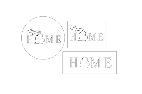 HOME - MI Map