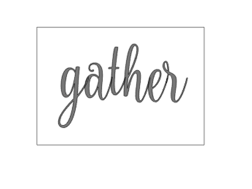 GOLD : Gather