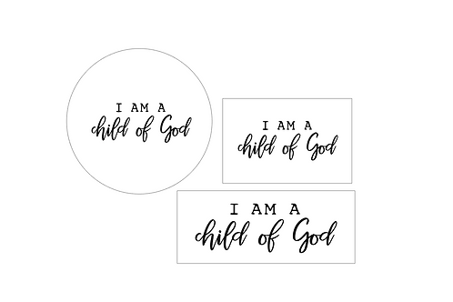 PINK : I Am A Child Of God