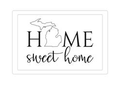 Home Sweet Home - 12x18 - New