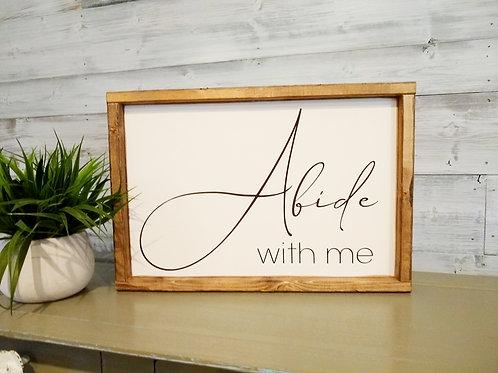 DIY Kit : Abide With Me