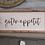 Thumbnail: Guten Appetit Sign - German