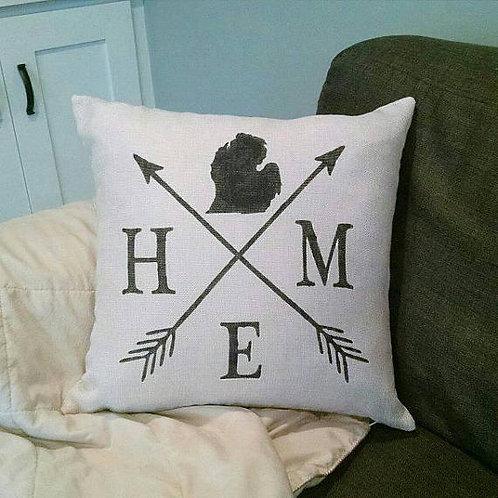 Pillow - MI (map) HOME Compass