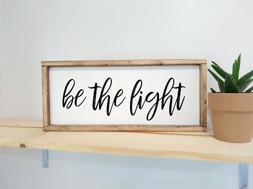 DIY Kit: Be The Light