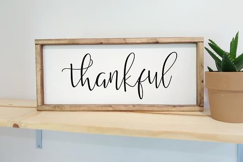 DIY Kit : Thankful