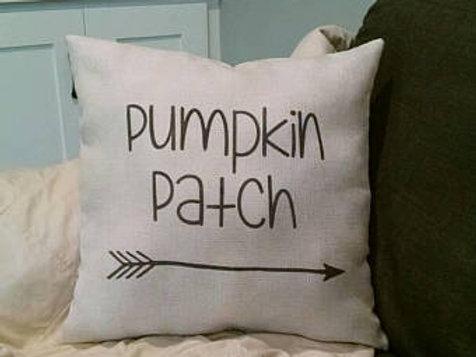 Pillow - Pumpkin Patch