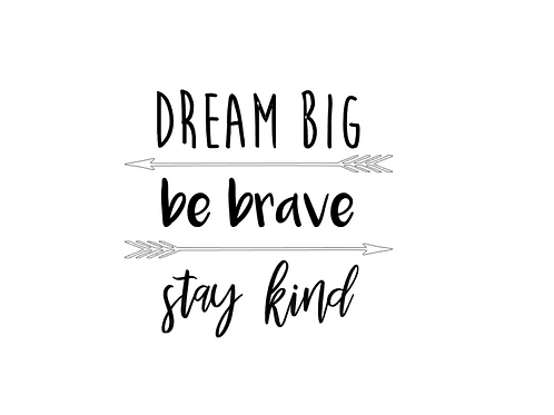1st Reformed Church : Dream Big - Be Brave - Stay Kind