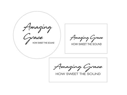 RUBY : Amazing Grace (new)